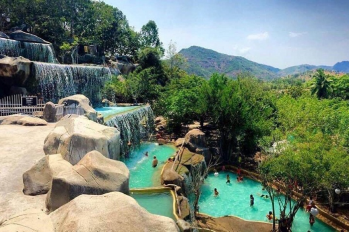 Suối khoáng Mỹ Lâm 1