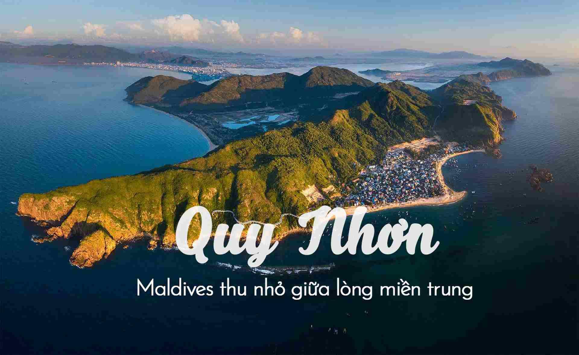 Du lịch Quy Nhơn thu hút khách vào dịp hè