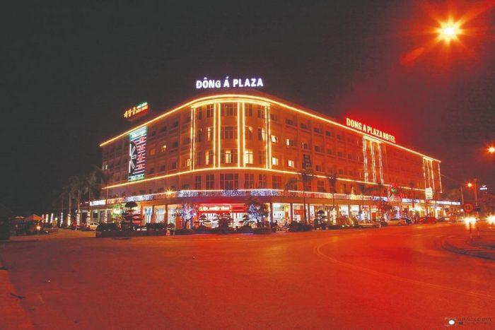 Đông Á Plaza Hotel