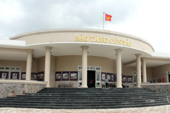 Bảo tàng Côn Đảo - Du lịch Côn Đảo
