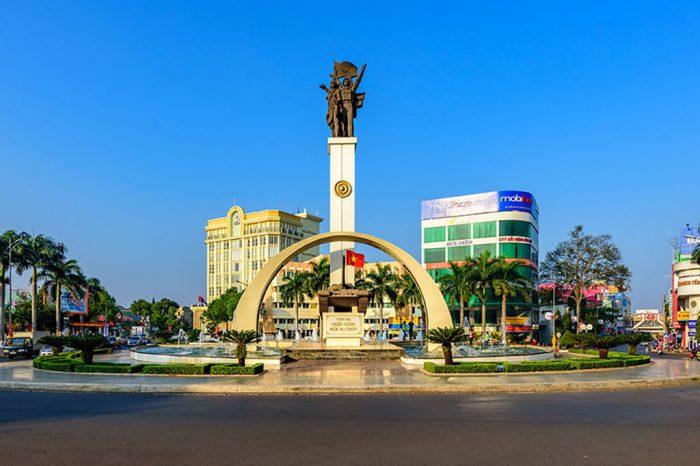 Ngã 6 Ban Mê - Du lịch Đắk Lắk