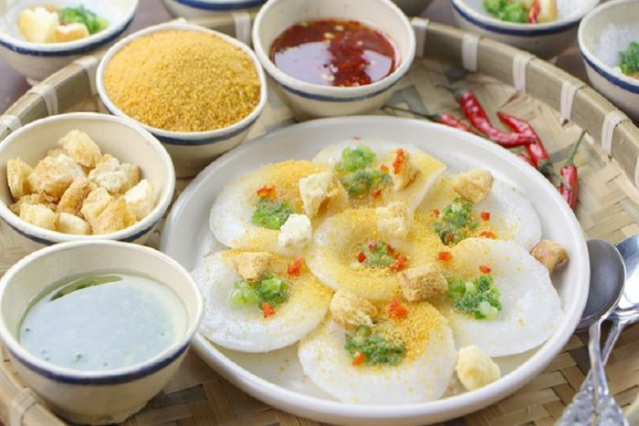Bánh bèo- món ăn dân dã của Hà Tĩnh