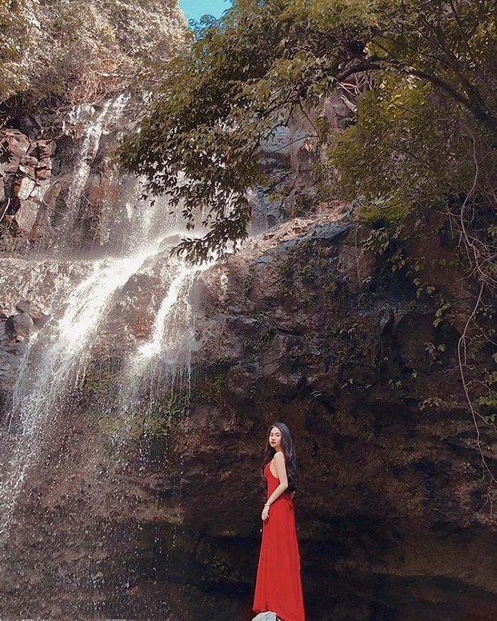 Thác Lưu Ly - Cô gái đẹp trong chuyến du lịch Đắk Nông