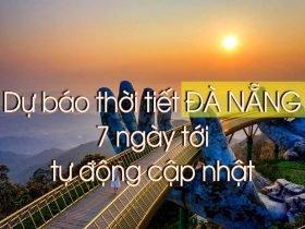Dự báo thời tiết Đà Nẵng