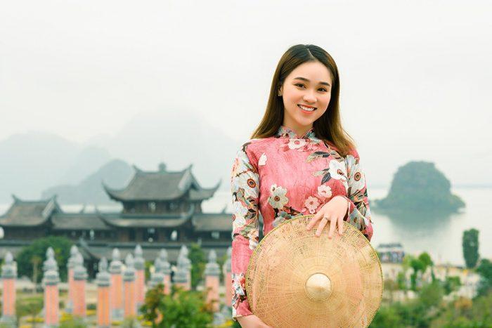Hà Nam - chùa Tam Chúc có thời tiết 4 múa riêng biệt