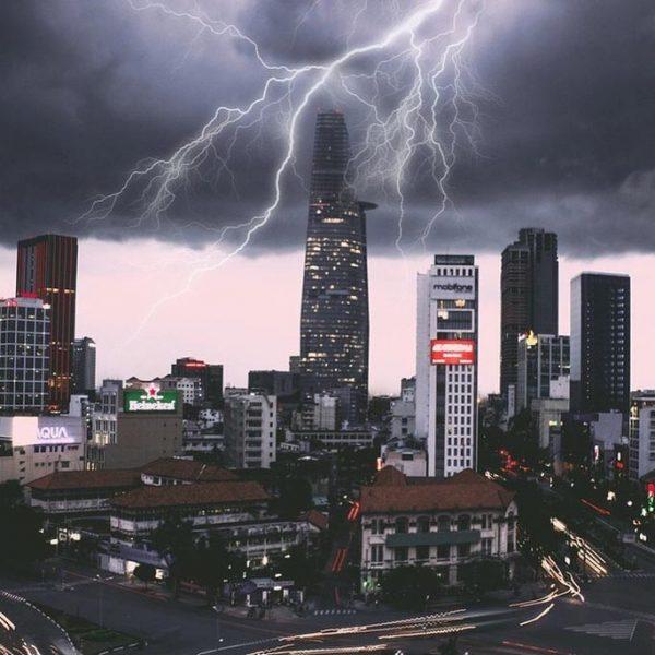 Dự báo thời tiết TPHCM theo giờ - Dự báo thời tiết TPHCM ngày mai