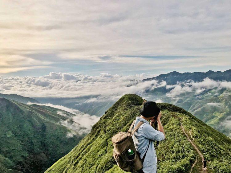 Du lịch Sơn La nhớ tới săn mây ở Tà Xùa