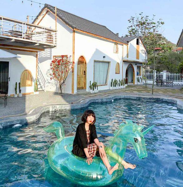 Lưu trú tại Mộc Châu