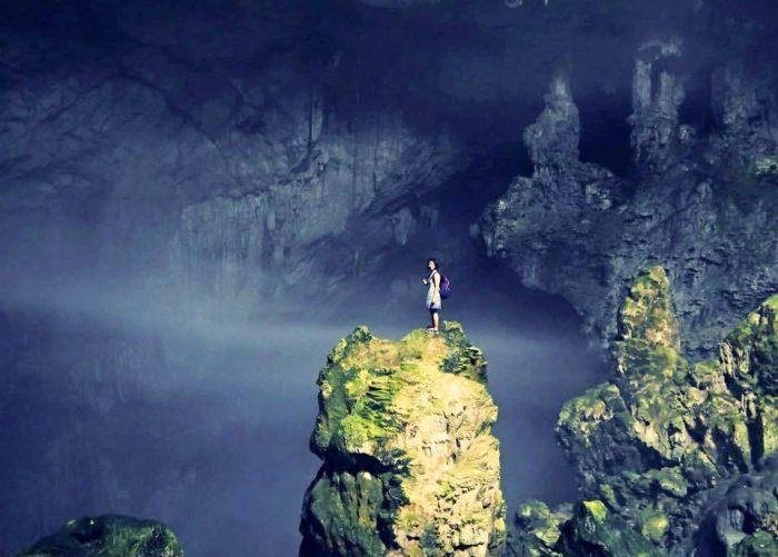 Du lịch Thái Nguyên - hang Phương Hoàng