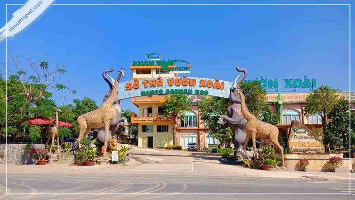 Khu du lịch Đồng Xoài - Du lịch Bình Phước