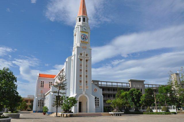 Nhà thờ Ghềnh Ráng - Biểu tượng văn hóa người dân Quy Nhơn