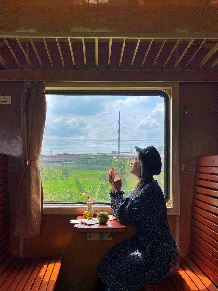 Đi tàu từ Hà Nội đến Hải Phòng