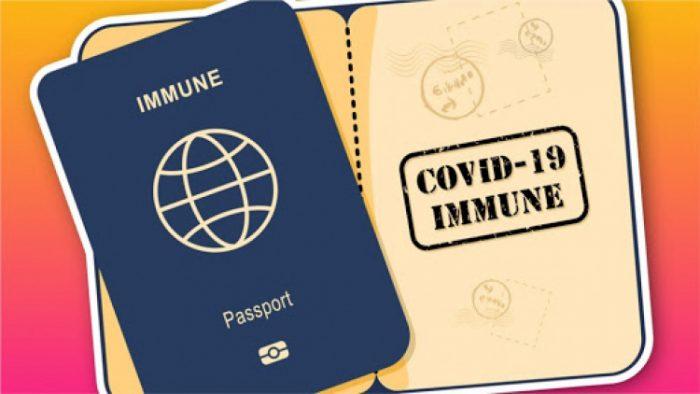 Hộ chiếu Vaccine Covid 19