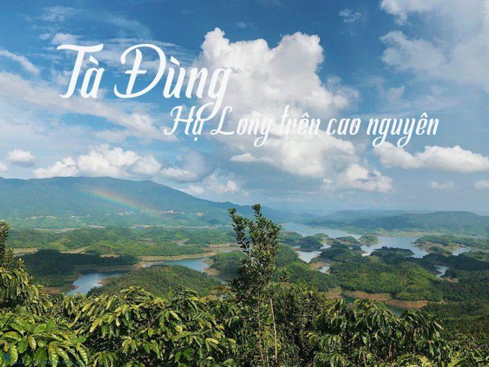 Tà Đùng - Hạ Long trên cao nguyên
