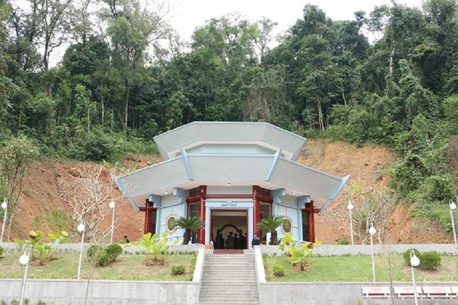 Đền thờ Đại tướng