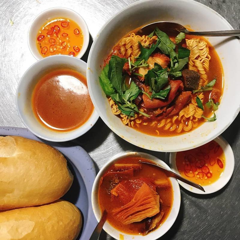 Phá lẩu - món ăn làm mê đắm du khách khi tới du lịch Lâm Đồng