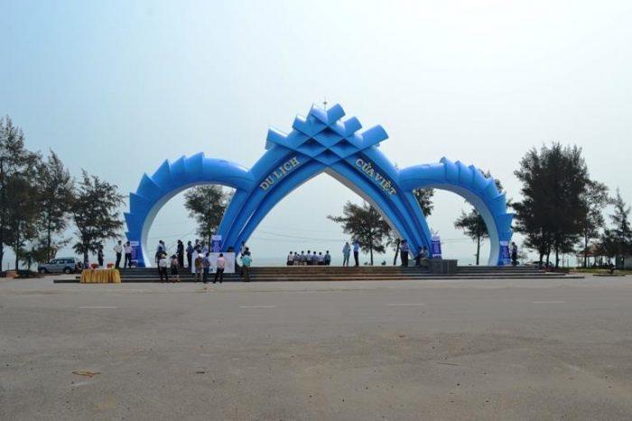 Bãi biển Cửa Việt - Biểu tưởng của Quảng Trị