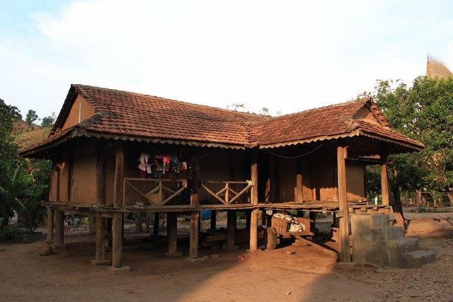 Làng cổ Kon K'Tu - Điểm đến đầu tiên du lịch Kon Tum