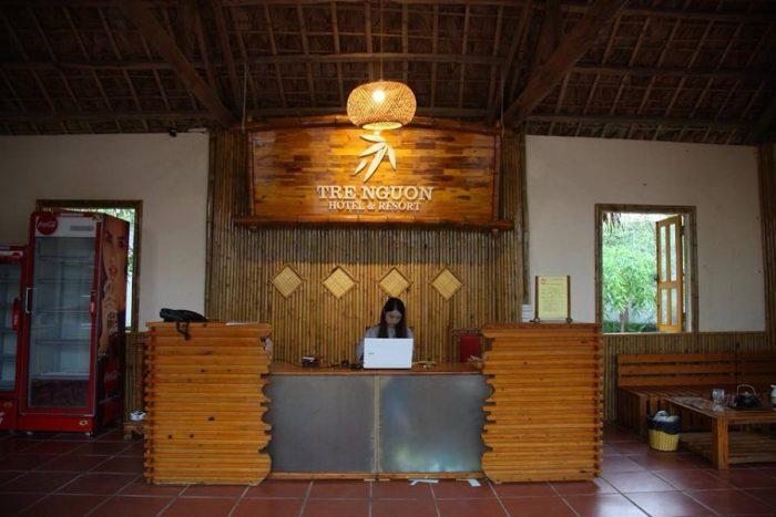 Tre Nguồn Thiên Cầm resort