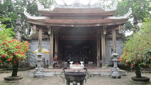 Nơi thờ Chử Đồng Tử và Tiên Dung