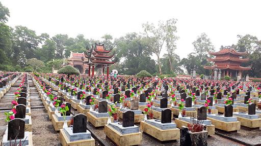 Nghĩa Trang Quốc gia Trường Sơn