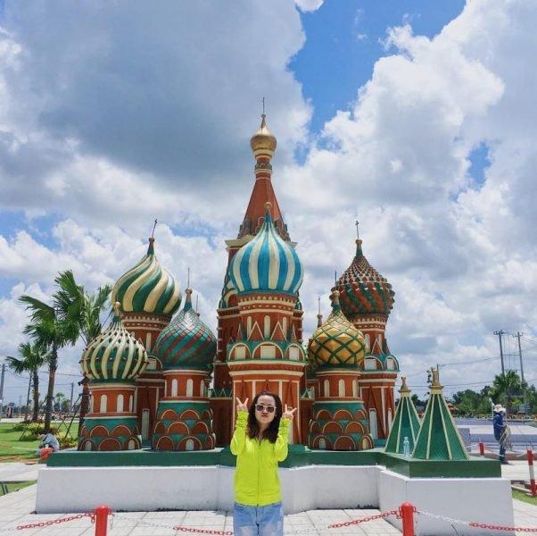 Khu du lịch sinh thái Cát Tường Phú Sinh