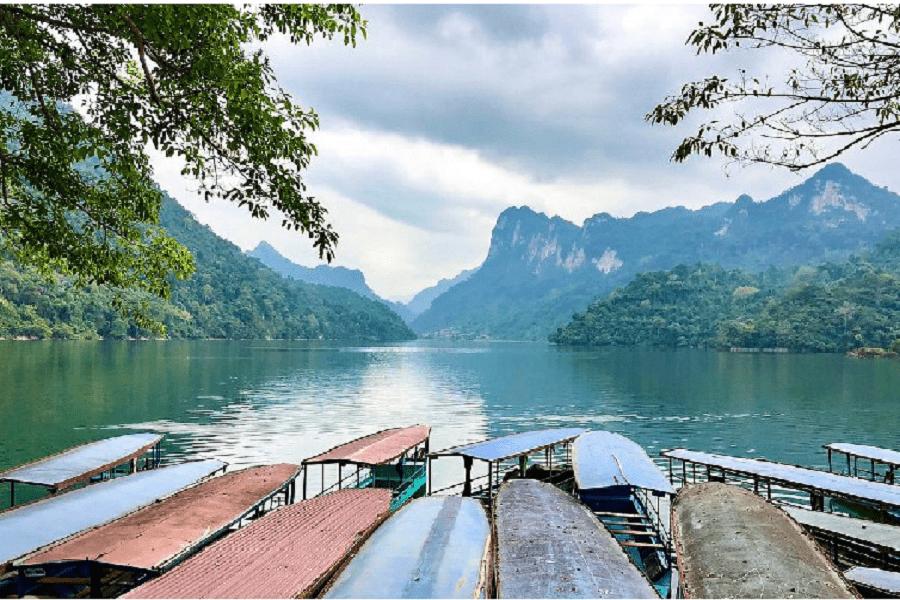 Hồ Ba Bể
