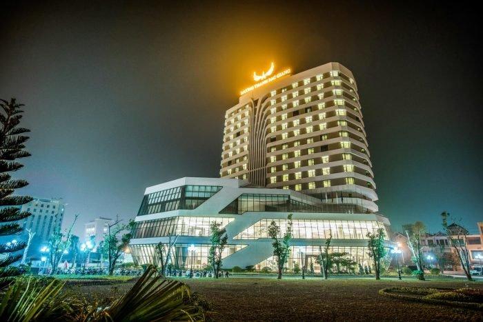 Bắc Giang có nhiều khách sạn nhà nổi tiếng để du khách lưu trú lại
