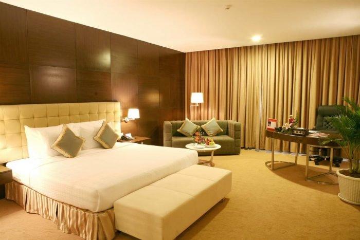 Phương thức lưu trú phổ biến nhất ở Đồng Nai là các khách sạn - du lịch Đồng Nai
