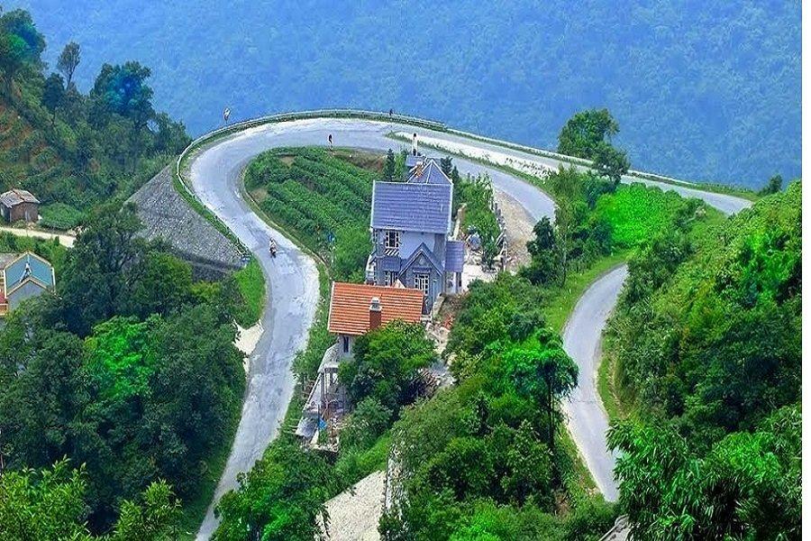 Cung đường Vĩnh Phúc