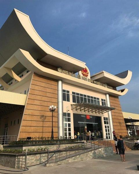 Cửa khẩu Mộc Bài - Du lịch Tây Ninh