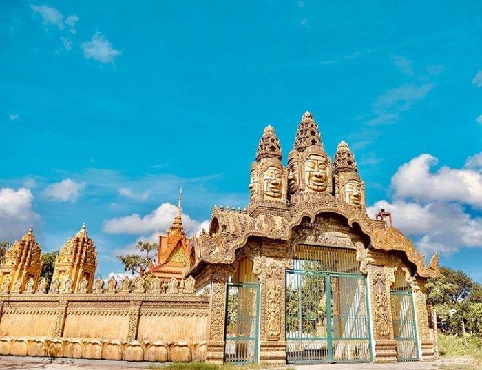 Chùa Khmer Monivongsa Bopharam