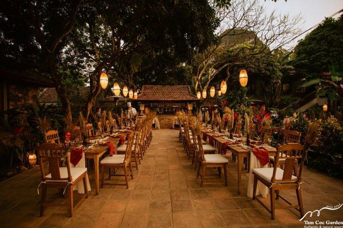 Tam Coc Garden Authentic natural resort