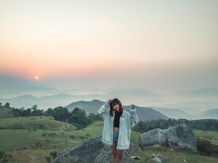 Đồng Cao - địa điểm du lịch Bắc Giang được nhiều bạn trẻ yêu thích