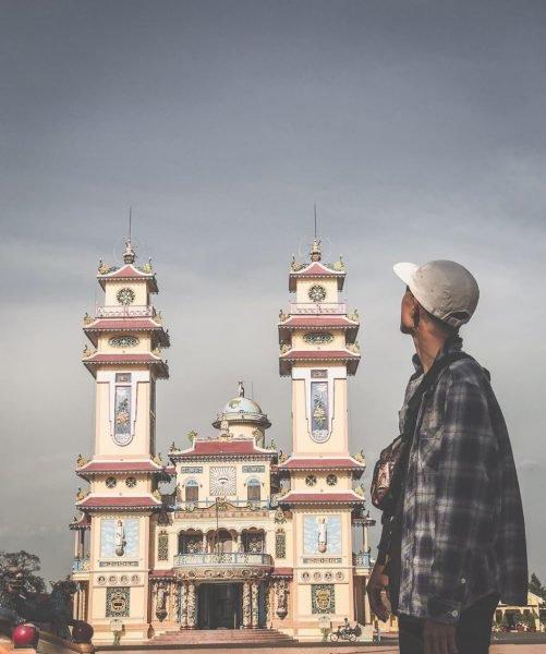 Tòa Thánh tây Ninh- Du lịch Tây Ninh