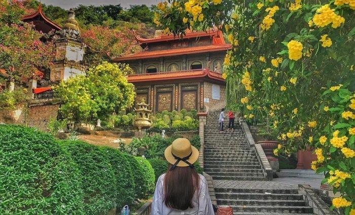 Khu du lịch núi Sam Châu Đốc - Du lịch An Giang