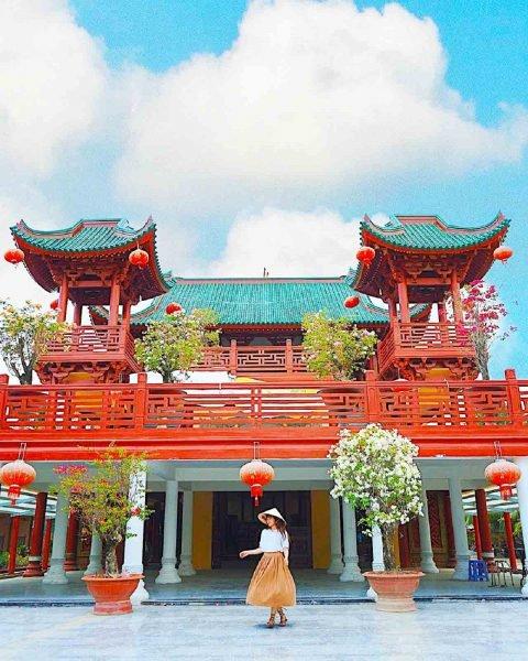 Chùa Lầu - Du lịch An Giang