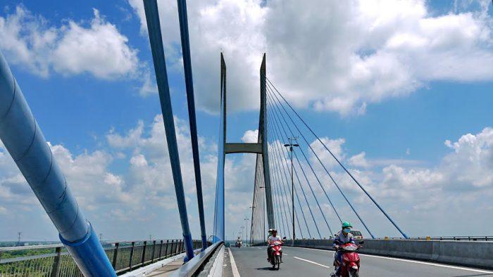 Cầu Mỹ Thuận  - Du lịch Vĩnh Long