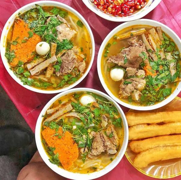 Đặc sản Bánh canh Đà Nẵng