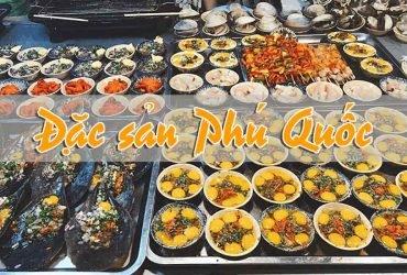 Đặc sản Phú Quôc