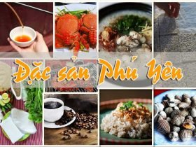 Đặc sản Phú Yên làm quà