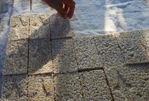 Đặc sản Phú Yên làm quà - Cốm nếp