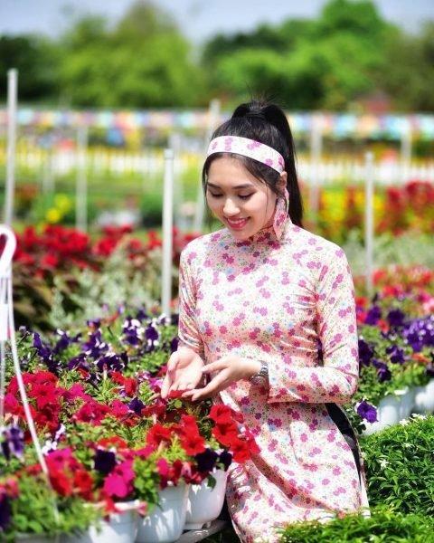 Làng hoa Sa Đéc - Du lịch Đồng Tháp
