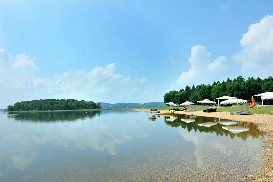 Hồ đại lải - du lịch Vĩnh Phúc