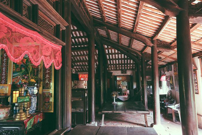 Nhà trăm cột Long An