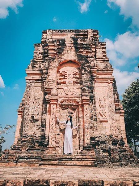 Tháp Chóp Mạt- Du lịch Tây Ninh
