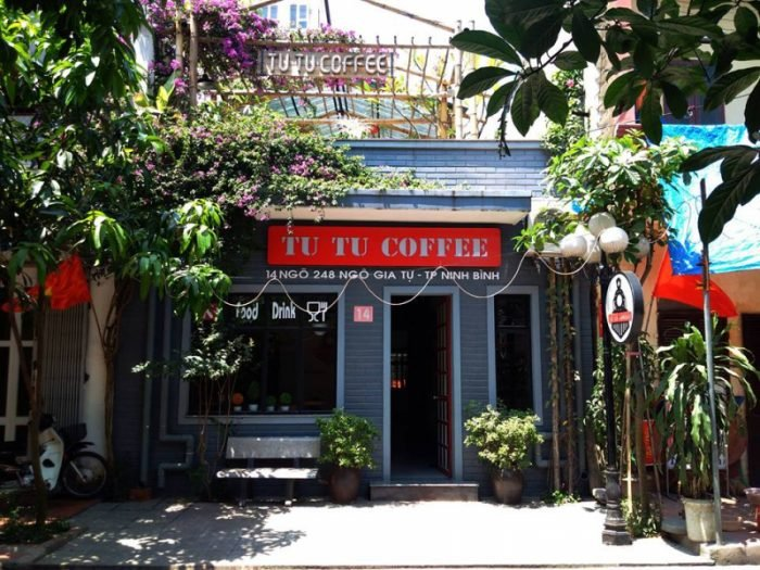 Quán cafe đẹp ở Ninh Bình