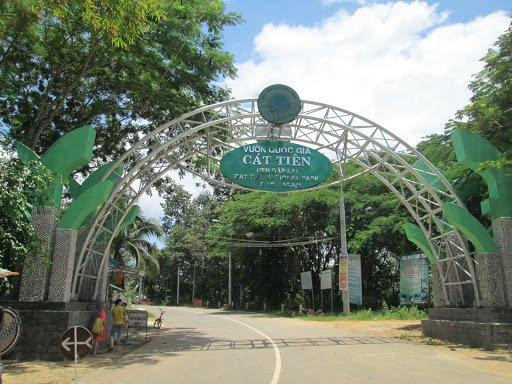 Vườn quốc gia Nam Cát Tiên - du lịch Đồng Nai