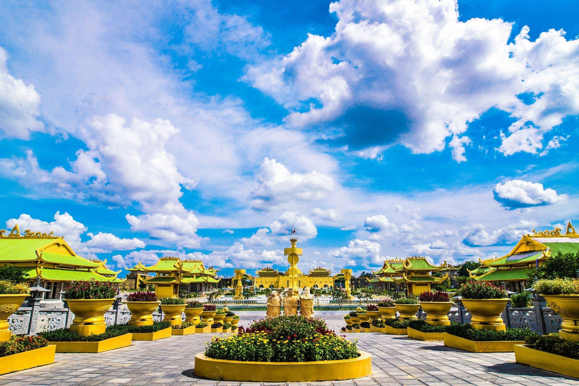 Khu du lịch có diện tích lớn nhất Đông Nam Á