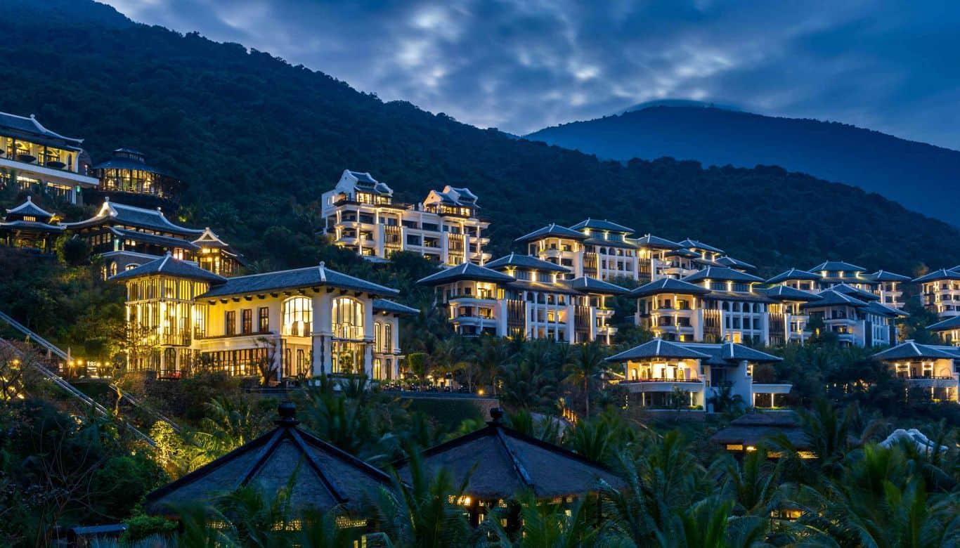 Khách sạn tại Bán đảo Sơn Trà